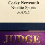 Corky Newcomb Judge