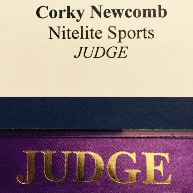 Corky Newcomb Judge